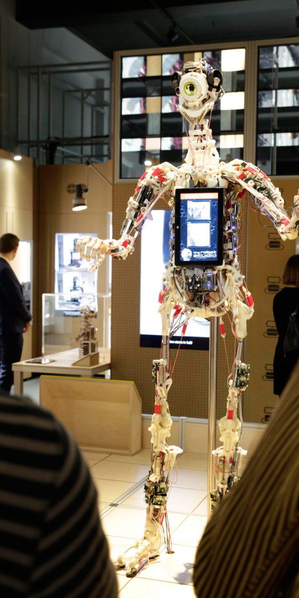 """Robots"" Exhibition"