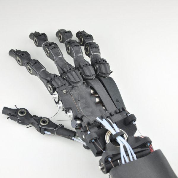 Semi-dexterous hand